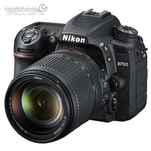 تعمیر دوربین نیکون D7500