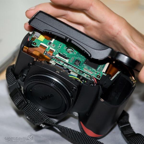 تعمیر دوربین نیکون در تهران