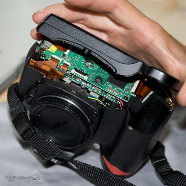 تعمیر دوربین نیکون در کرج