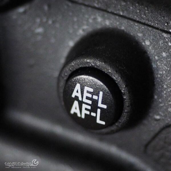 دکمه AE-L دوربین نیکون