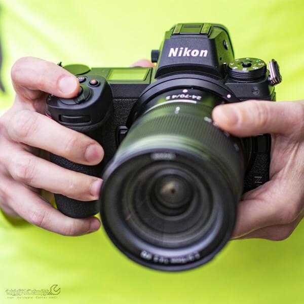 تشخیص اصل بودن دوربین نیکون