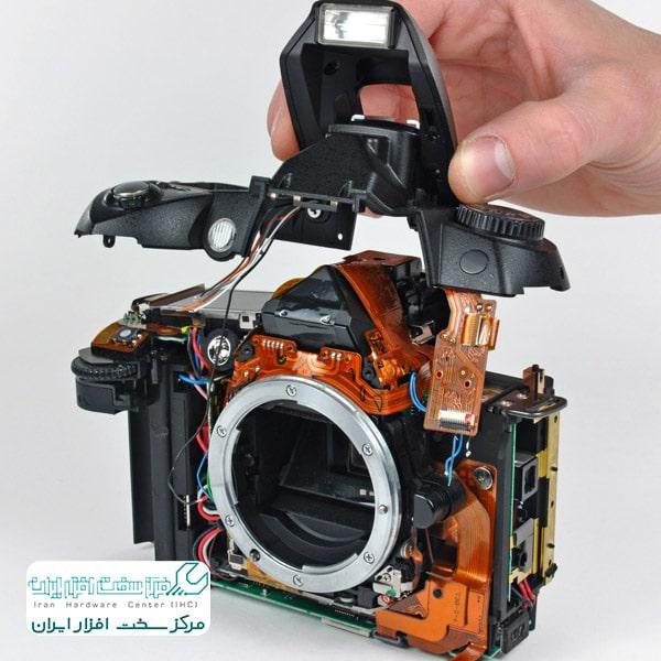 تعمیر دوربین نیکون