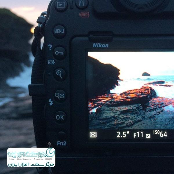 عکاسی تایم لپس با دوربین نیکون
